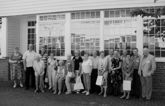 Warner & Sons Alumni Reunite at the Archive