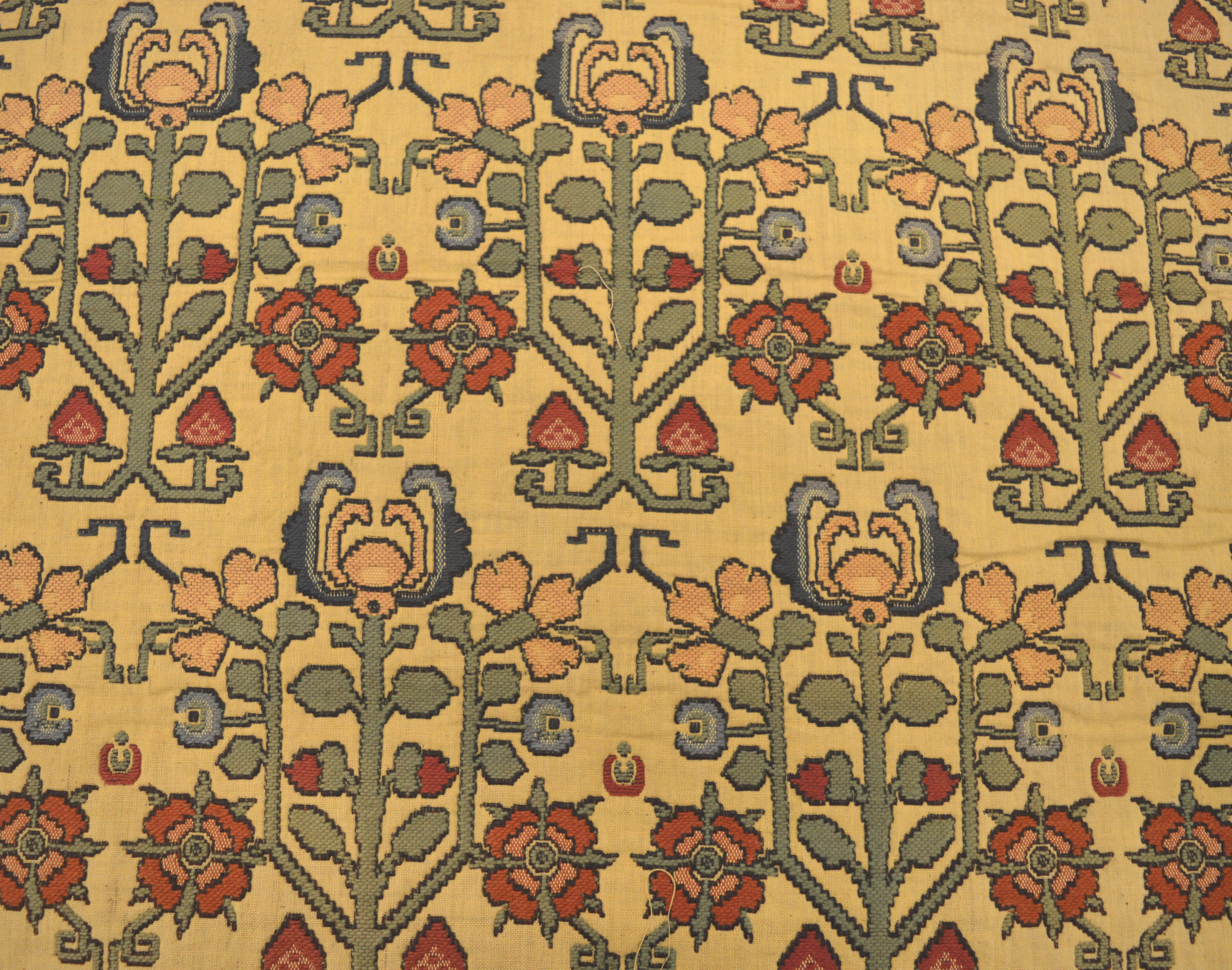 Warner sons textiles and gardened landscape warner for Textile fabrics
